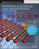 9781119463153-1119463157-Materials Science and Engineering: An Introduction, 10e EPUB Reg Card and Abridged Print Companion Set