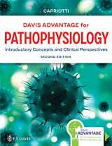 9780803694118-0803694113-Davis Advantage for Pathophysiology: Introductory Concepts and Clinical Perspectives