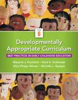 9780133798067-0133798062-Developmentally Appropriate Curriculum: Best Practices in Early Childhood Education, Enhanced Pearson eText with Loose-Leaf Version -- Access Card Package (6th Edition)