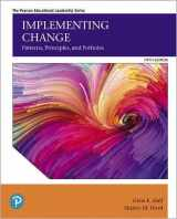 9780135258231-0135258235-Implementing Change: Patterns, Principles, and Potholes (5th Edition)