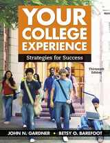 9781319068301-1319068308-Your College Experience: Strategies for Success