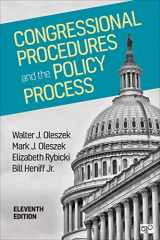 9781506367491-1506367496-Congressional Procedures and the Policy Process