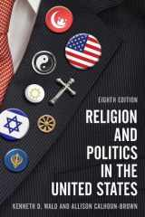 9781538105139-1538105136-Religion and Politics in the United States