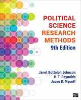 9781544331430-1544331436-Political Science Research Methods