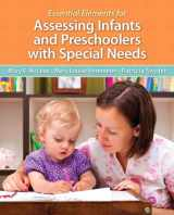 9780133399882-0133399885-Essential Elements for Assessing Infants and Preschoolers with Special Needs, Pearson eText with Loose-Leaf Version -- Access Card Package