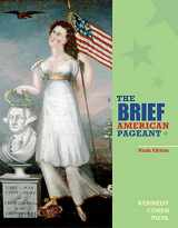 9781285193298-1285193296-The Brief American Pageant: A History of the Republic