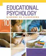 9780134041018-0134041011-Educational Psychology: Windows on Classrooms, Enhanced Pearson eText with Loose-Leaf Version -- Access Card Package (10th Edition)