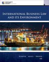 9781305972599-1305972597-International Business Law and Its Environment (MindTap Course List)