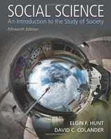 9780205971459-0205971458-Social Science: An Introduction to the Study of Society (15th Edition)