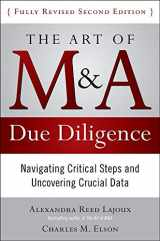 9780071629362-007162936X-The Art of M&A Due Diligence, Second Edition: Navigating Critical Steps and Uncovering Crucial Data