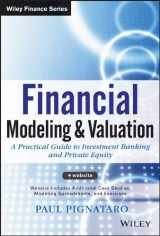 9781118558768-1118558766-Financial Modeling and Valuation: A Practical Guide to Investment Banking and Private Equity