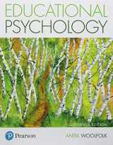 9780134446806-0134446801-Educational Psychology plus MyLab Education with Pearson eText -- Access Card Package (What's New in Ed Psych / Tests & Measurements)