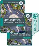 9780198426981-0198426984-Oxford IB Diploma Programme IB Mathematics: applications and interpretation, Standard Level, Print and Enhanced Online Course Book Pack (English B for Ib Diploma Programme)