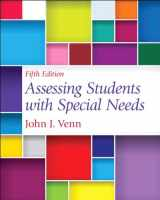 9780133400021-0133400026-Assessing Students with Special Needs, Pearson eText with Loose-Leaf Version -- Access Card Package (5th Edition)