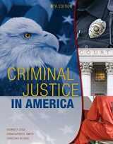 9781305966062-1305966066-Criminal Justice in America