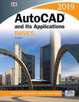 9781635634600-1635634601-AutoCAD and Its Applications Basics 2019