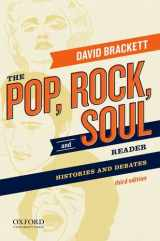 9780199811700-0199811709-The Pop, Rock, and Soul Reader: Histories and Debates