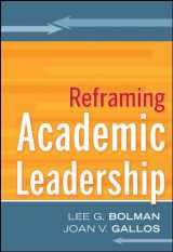 9780787988067-0787988065-Reframing Academic Leadership