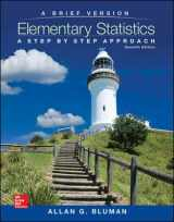 9780077720582-007772058X-Elementary Statistics: A Step By Step Approach - A Brief Version