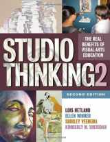 9780807754351-0807754358-Studio Thinking 2: The Real Benefits of Visual Arts Education
