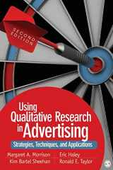 9781412987240-1412987245-Using Qualitative Research in Advertising: Strategies, Techniques, and Applications