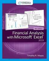 9780357442050-0357442059-Financial Analysis with Microsoft Excel