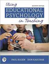 9780135201428-013520142X-Using Educational Psychology in Teaching Plus MyLab Education with Pearson eText -- Access Card Package (Myeducationlab)