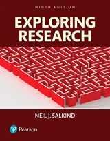 9780134238418-0134238419-Exploring Research, Books a la Carte