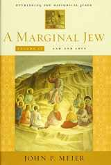 9780300140965-0300140967-A Marginal Jew: Rethinking the Historical Jesus, Volume IV: Law and Love (The Anchor Yale Bible Reference Library) (v. 4)