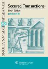 9781454817680-1454817682-Examples & Explanations: Secured Transactions, Sixth Edition (Examples and Explanations)