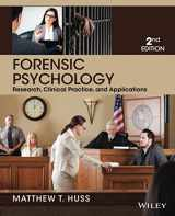 9781118554135-1118554132-Forensic Psychology Second Edition