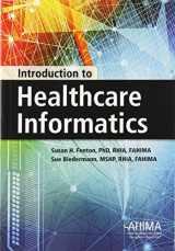 9781584262817-1584262818-Introduction to Healthcare Informatics