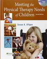9780803619425-0803619421-Meeting the Physical Therapy Needs of Children