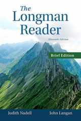 9780133800401-0133800407-The Longman Reader, Brief Edition (11th Edition)