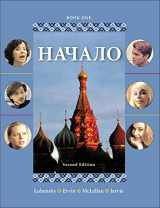 9780072433937-0072433930-Nachalo, Book 1 (Book & Audio CD)