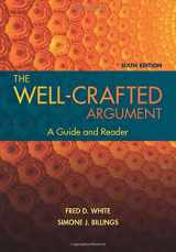 9781305634121-1305634128-The Well-Crafted Argument