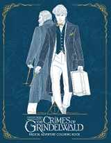 9780062853141-0062853147-Fantastic Beasts: The Crimes of Grindelwald: Magical Adventure Coloring Book