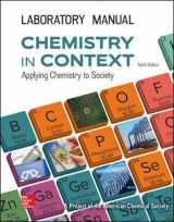 9781259920134-1259920135-LABORATORY MANUAL FOR CHEMISTRY IN CONTEXT