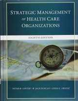 9781119349709-1119349702-The Strategic Management of Health Care Organizations