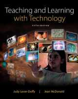 9780133783032-0133783030-Teaching and Learning with Technology, Enhanced Pearson eText with Loose-Leaf Version -- Access Card Package (5th Edition)