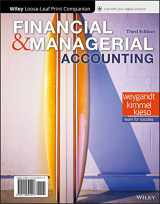 9781119392132-1119392136-Financial and Managerial Accounting, 3e WileyPLUS + Loose-leaf