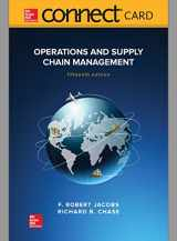 9781259924255-1259924254-Operations and Supply Chain Management Connect Access Card