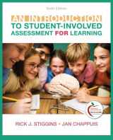 9780132563833-0132563835-An Introduction to Student-Involved Assessment FOR Learning (6th Edition)