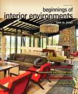 9780132786003-0132786001-Beginnings of Interior Environments (Fashion Series)