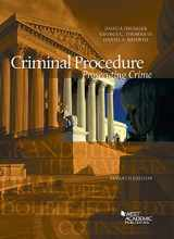 9781684671519-1684671515-Criminal Procedure, Prosecuting Crime (American Casebook Series)