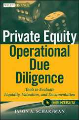 9781118113905-111811390X-Private Equity Operational Due Diligence, + Website: Tools to Evaluate Liquidity, Valuation, and Documentation