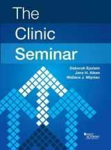9780314274946-0314274944-The Clinic Seminar (Coursebook)