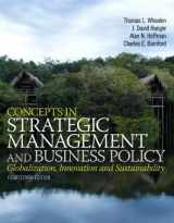 9780133126129-0133126129-Concepts in Strategic Management and Business Policy (14th Edition)