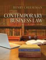 9780133578164-013357816X-Contemporary Business Law