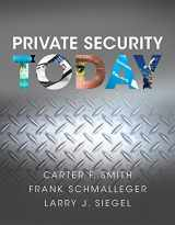 9780133377156-0133377156-Private Security Today